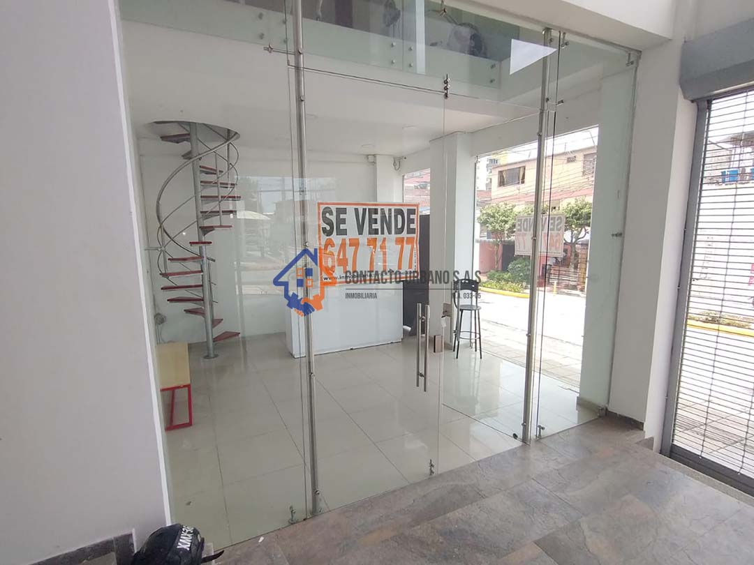Local en Venta - Bucaramanga